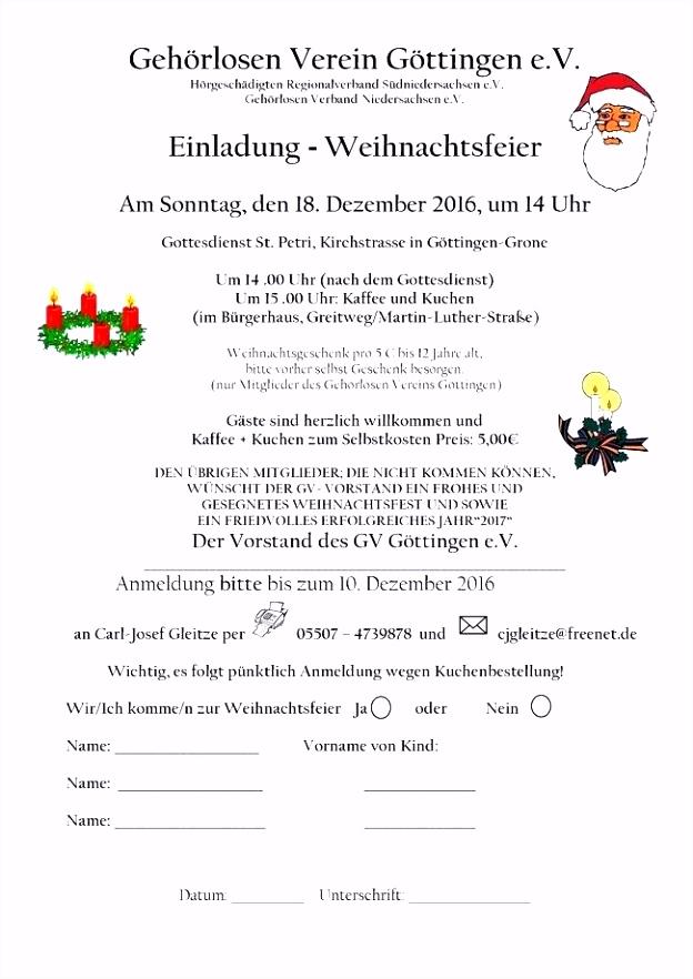 Neues Vorlage Einladung Weihnachtsfeier