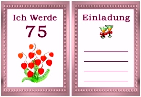 Einladungen Zum 75 Geburtstag Kostenlos — hylenddawards