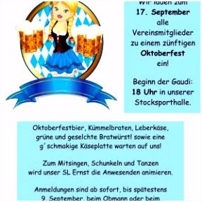Einladung Oktoberfest Oktoberfest Einladung Gestalten Einladung