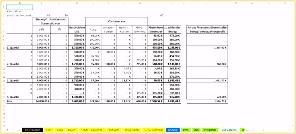 Einnahmen Ausgaben Rechnung Excel Vorlage line Rechnung Vorlage