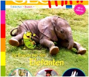 Elefant Basteln Papier Weihnachtsmobile Basteln Petit Mobile Bateau