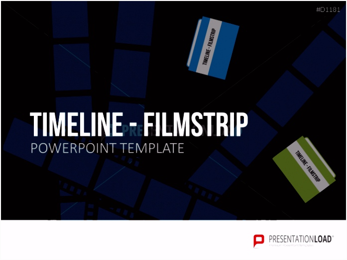 PowerPoint Timeline & Gantt Chart Template