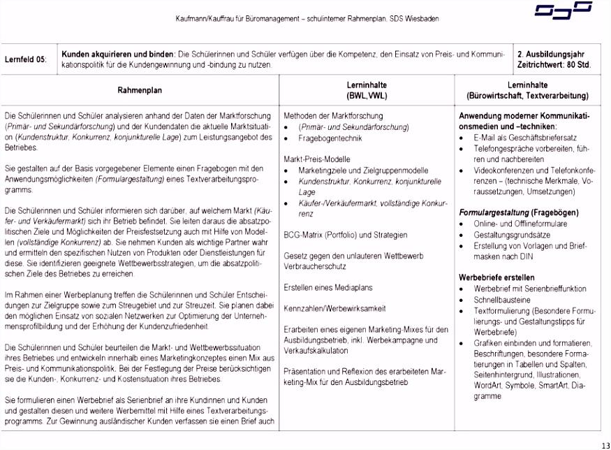 8 Ausbildungsplan Vorlage Excel Jhpleh