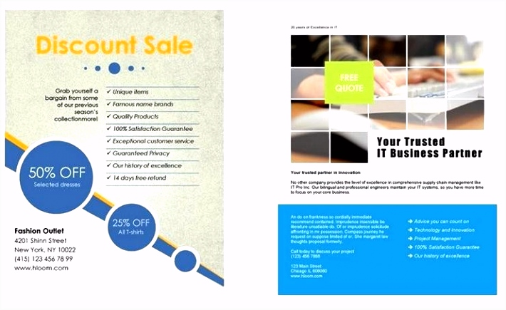 Half Page Flyer Template Open fice Sales Anta Expocoaching Co