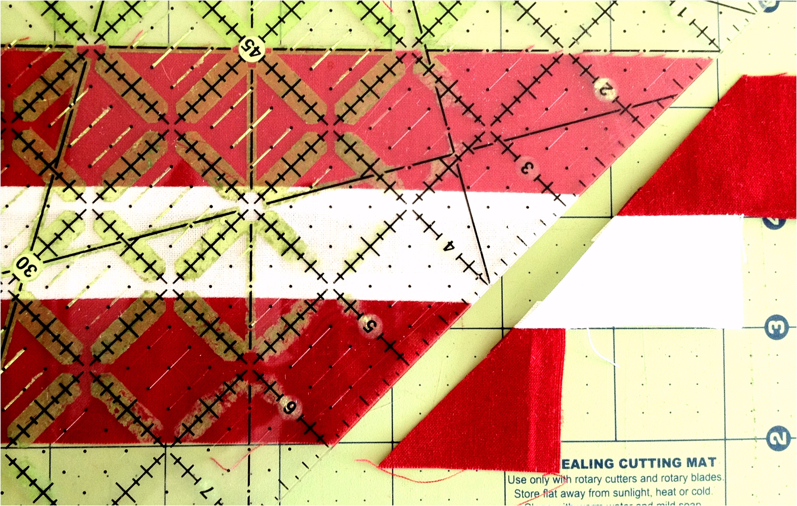 Just Takes 2™ Quilt – August 1 Quilt Blocks