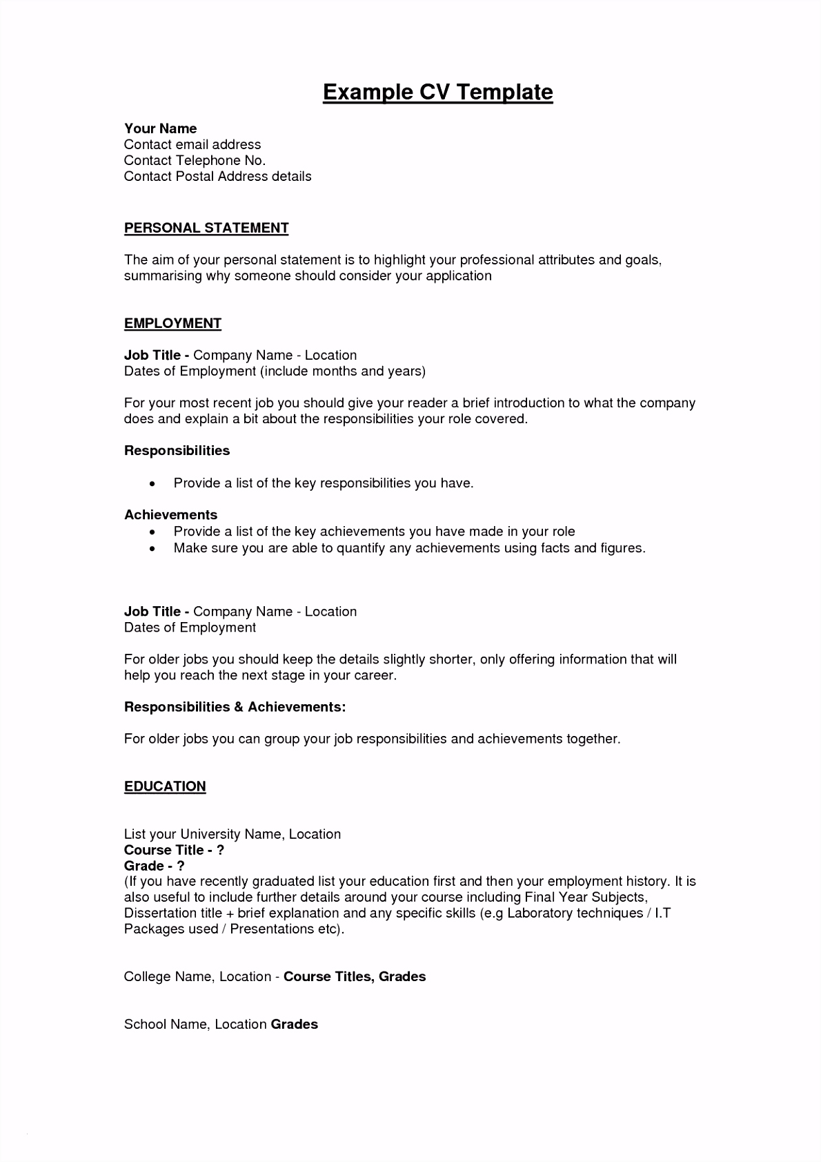 Sample Resums Best Resume Samples Basic New Rn Bsn Resume Awesome
