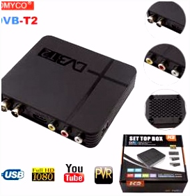 best dvb t2 set top