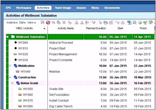Free Gantt Chart Excel