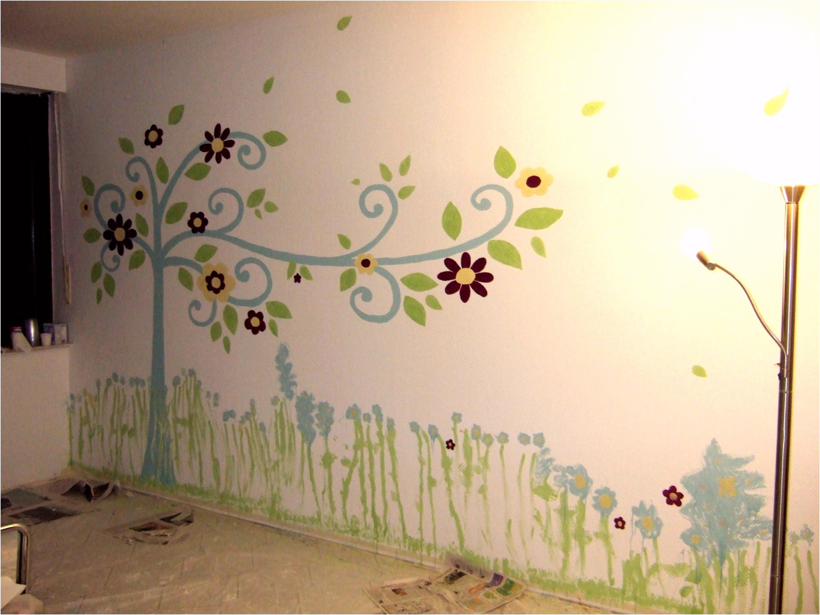 Frisches Wandbilder Selber Malen Vorlagen