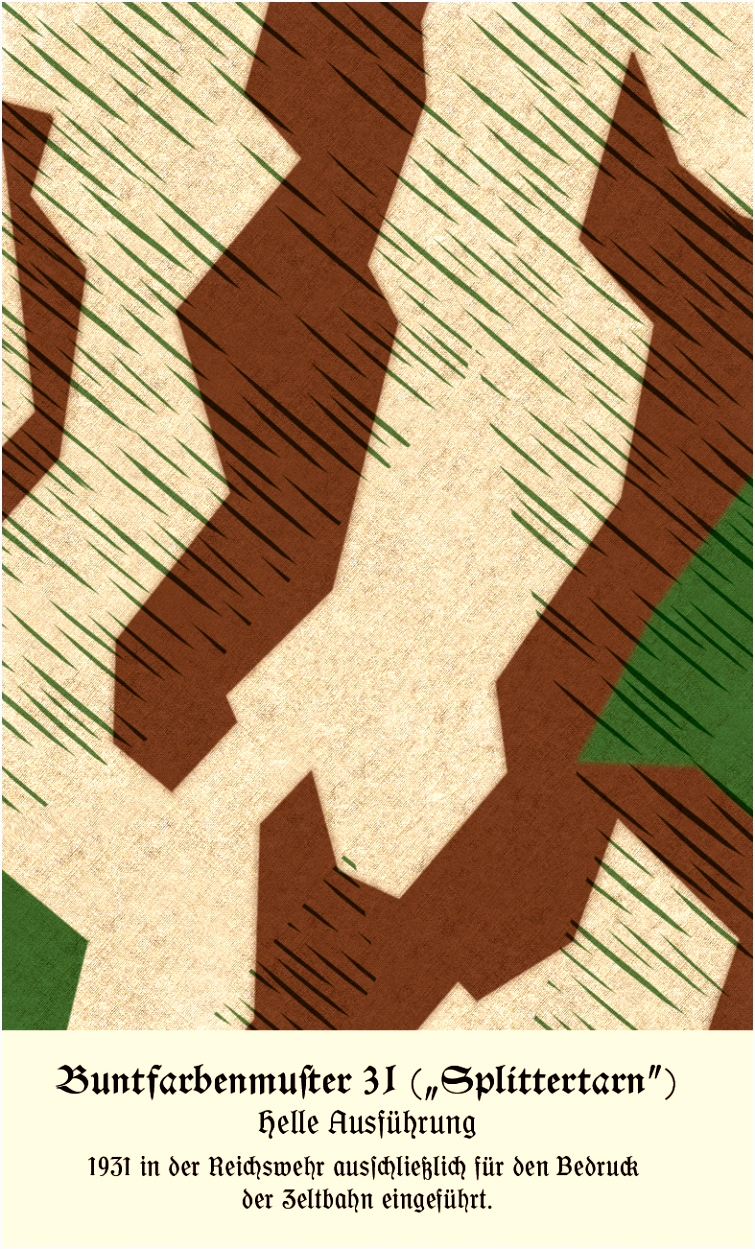 List of military clothing camouflage patterns