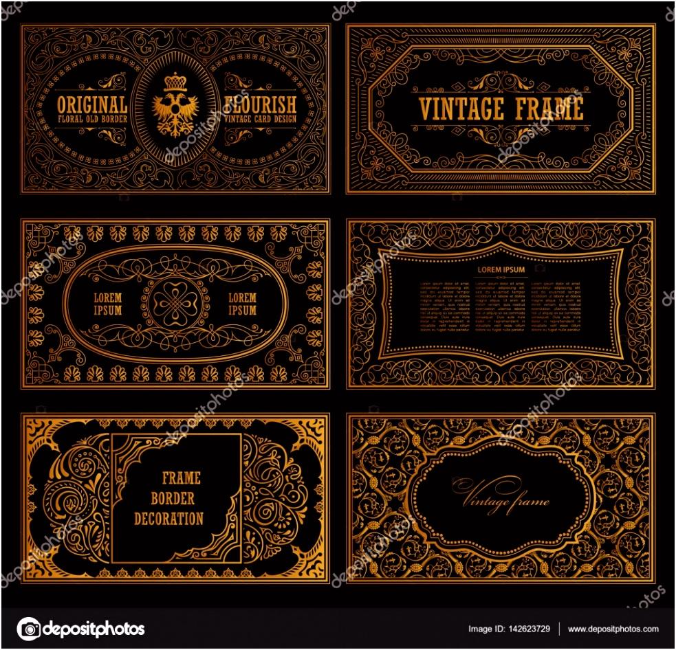 Etiketten Vorlagen Kostenlos Vintage Beratung Vintage Set Retro