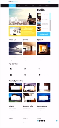 91 Best Hotel Website Templates images