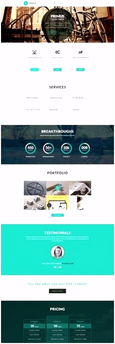 graphy Website Template Free Lovely Free Website Templates HTML