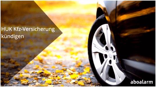 HUK Coburg Kfz Versicherung kündigen – unsere Tipps