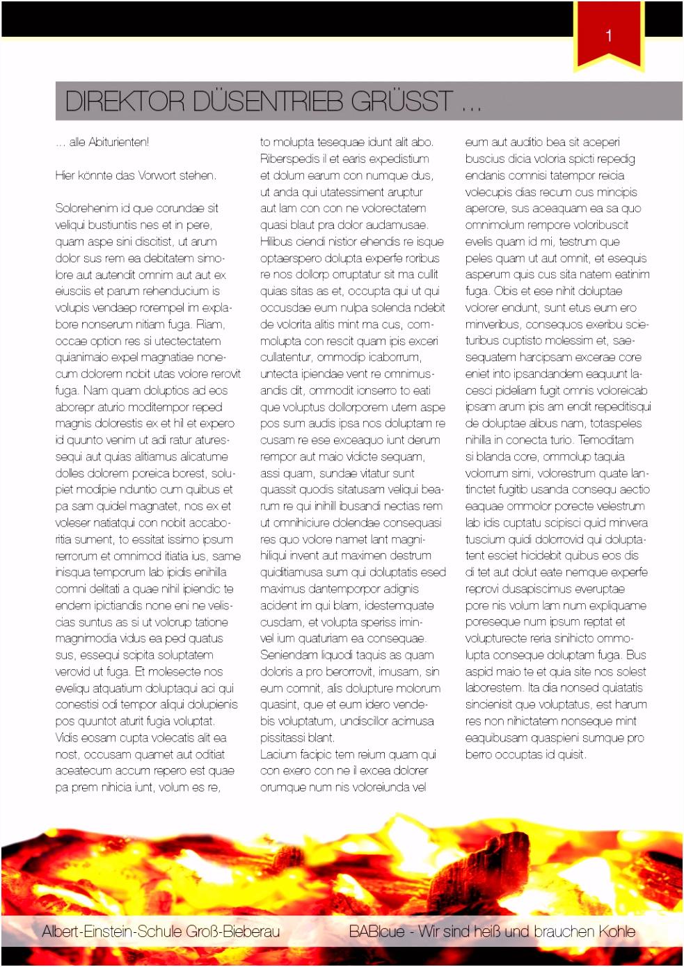 Blog printaholics Druck Eurer Abizeitung