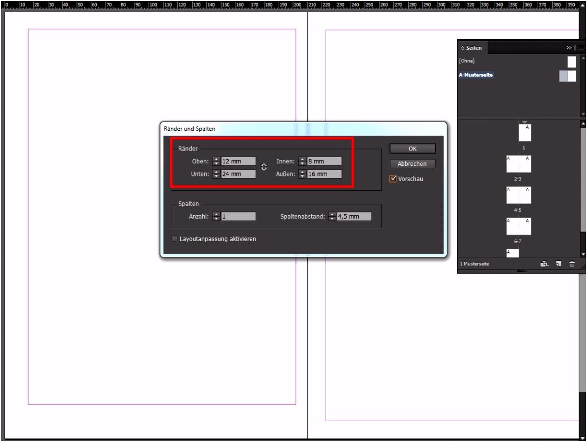 Gestaltungsraster – für mehr Ordnung in Layouts Flyeralarm DE