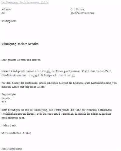 Internet Kündigung Vorlage Probe Vorlage Postkarte Lovable Kundigung