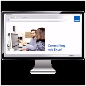 Controlling mit Excel online kaufen