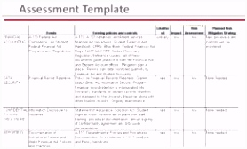 √ 37 Inspirational iso Risk assessment Template