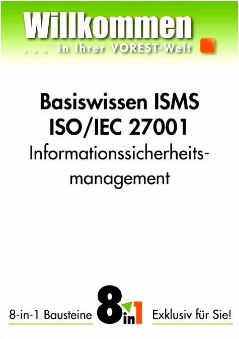 ISMS Beauftragter Aufgaben ISO Schulung