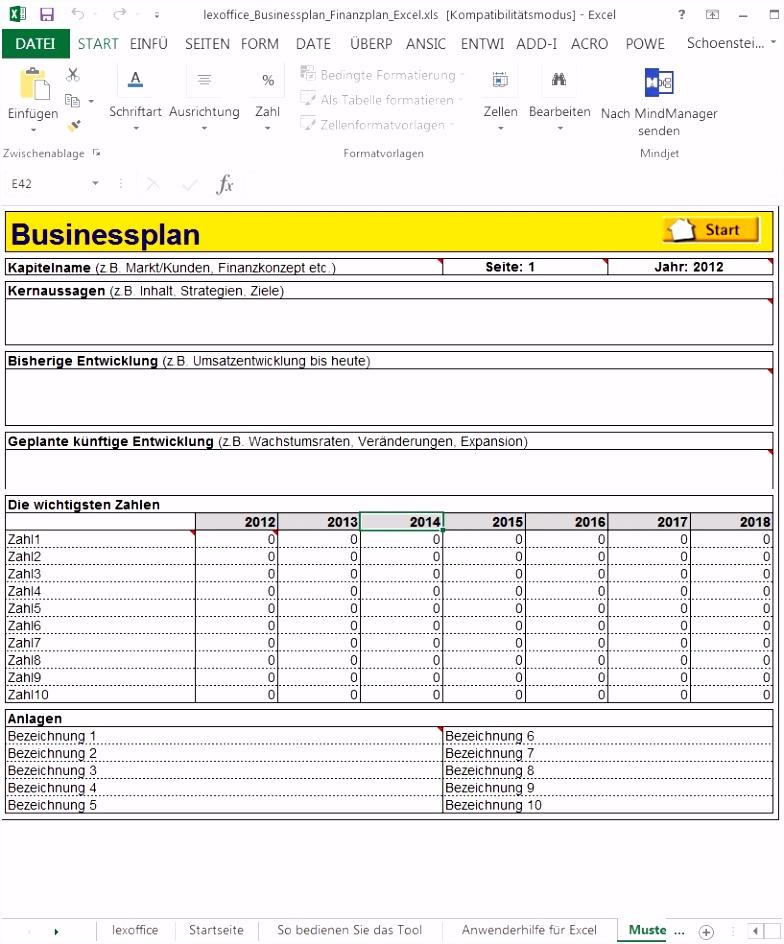 Vorlage Arbeitsplan Excel Download