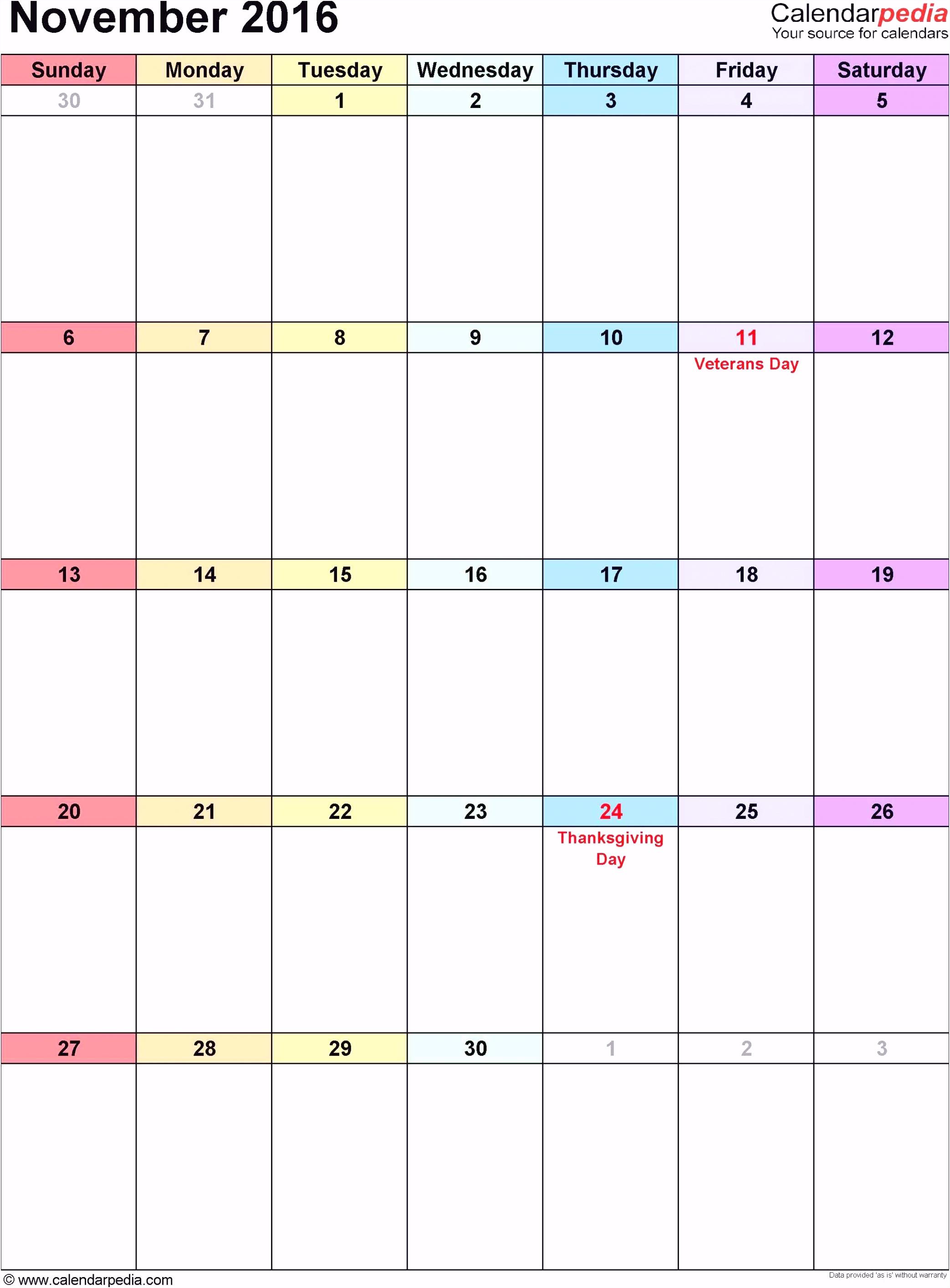 Kalender Vorlage Excel