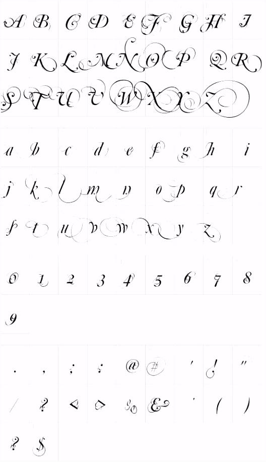 Kalligraphie Alphabet Vorlagen Kostenlos Schriftarten Hochzeit A8iu97isr4 Q5mpsvenf6