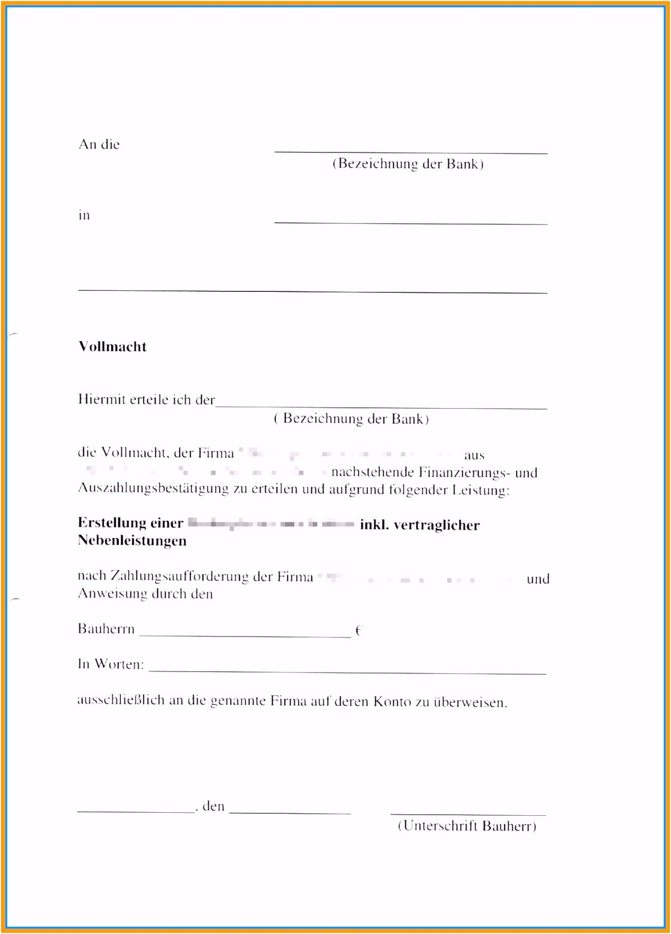9 Vollmacht Vorlage Kfz Zulassung Zpqkgu