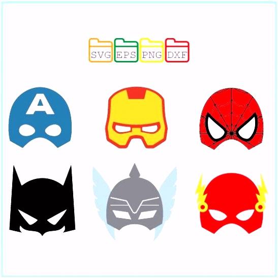 spiderman maske vorlage