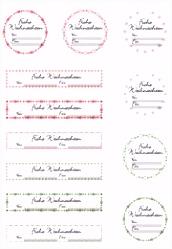 Die 78 besten Bilder von Menü und Tischkarten Etiketten