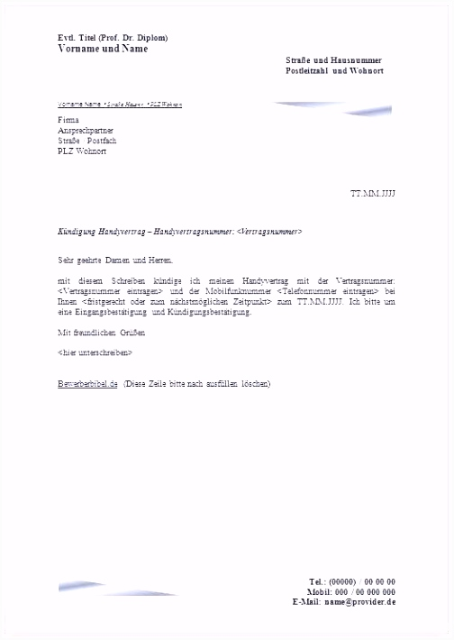 Kundigung Sparhandy Vorlage Kündigung Otelo Handyvertrag Unglaubliche Kündigung An Arbeitgeber J7or59hzh1 A4xf62udah