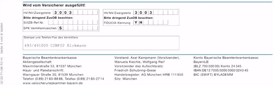 Bayerische Beamtenkrankenkasse Aktiengesellschaft PDF