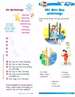 SPATZENPOST – Tipps für den Unterricht
