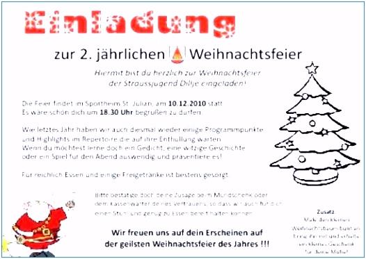 Einladung Weihnachtsfeier Gedicht Schön Lustige Einladung