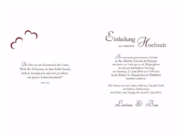 Hochzeitskarte Einladung Neu Text Taufe Karte Probe Einladung Zur