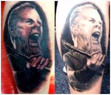 16 Best Metallica cool tatts images