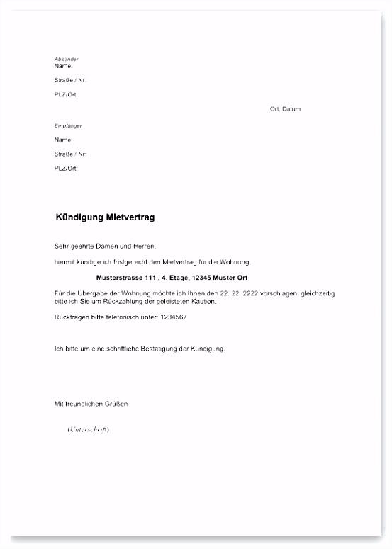 Nebenkostenabrechnung Muster Kostenlos Excel Idee Muster Mietvertrag