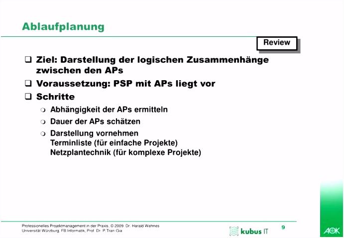 PPT Professionelles Projektmanagement in der Praxis PowerPoint