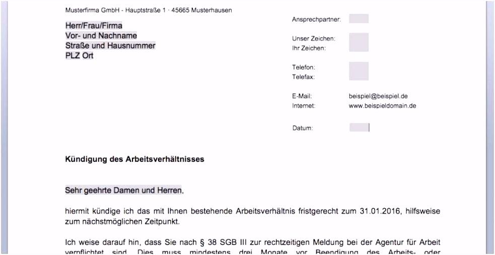 Nicht Fristgerechte Kundigung Durch Arbeitnehmer Vorlage Kündigung Arbeitsvertrag Durch Arbeitnehmer Frisches Frisches S8yg71rmx4 D4yv6hehf5