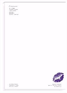 Gratis Schreibblock Layouts von onlineprintXXL schreibblock