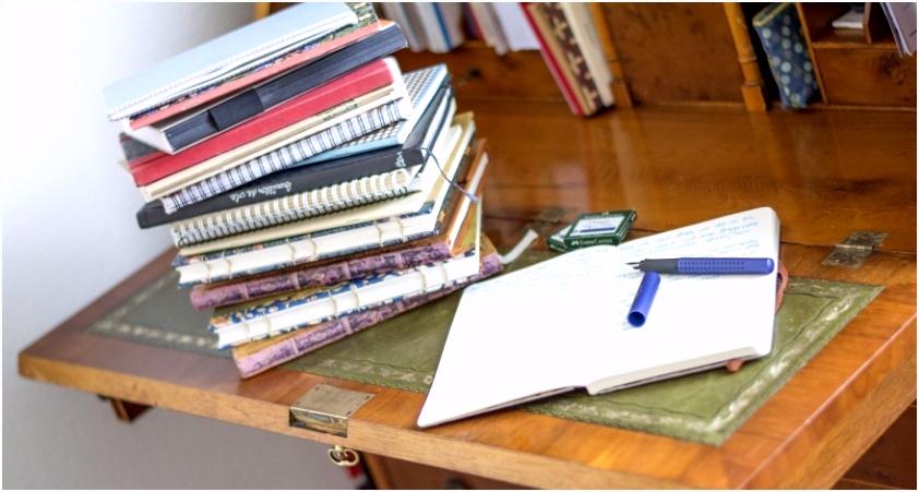 Tagebuch Warum Sie wieder schreiben sollten News Fix Punkt GmbH