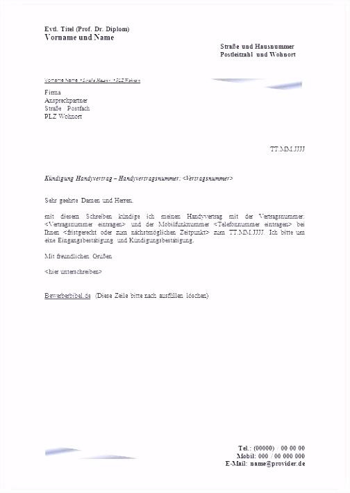 O2 Kundigungsschreiben Vorlage Besten Der Kündigung Handyvertrag O2 Vorlage Z3ib93nbh3 Zscxuuncb5