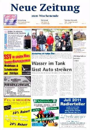 Neue Zeitung Ausgabe Mitte KW 27 by Gerhard Verlag GmbH issuu