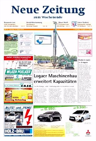 Neue Zeitung Ausgabe Nord KW 32 by Gerhard Verlag GmbH issuu