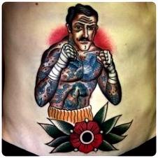 Die 44 besten Bilder von boxer tattoo