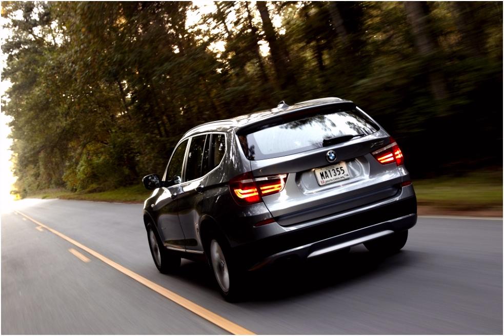 Test BMW X3 2 0d Jetzt auch mit Komfort Magazin
