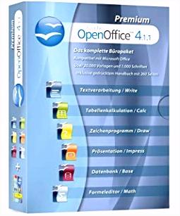 Libre OFFICE PREMIUM für WINDOWS Betriebssystem 10 8 8 1 7 Vista XP
