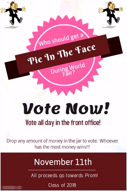 pie in the face flyer template word flyer templates format poster