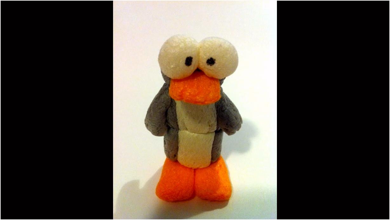 Playmais Penguin