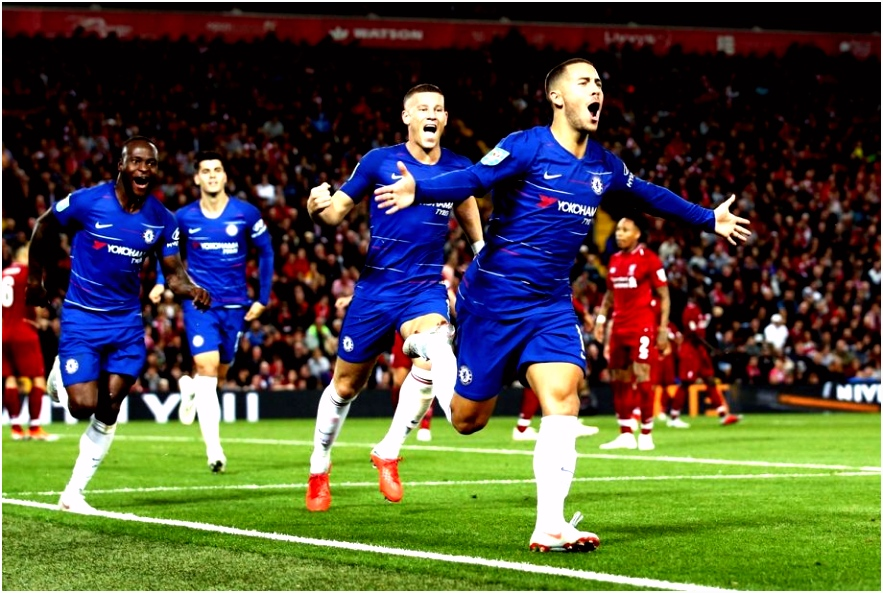 Chelsea vs Liverpool Live Stream Watch the Premier League online